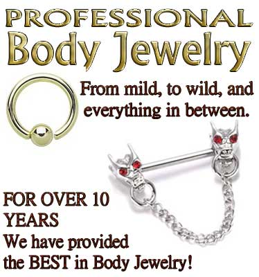 Body Jewelry Catalogs Online Shop